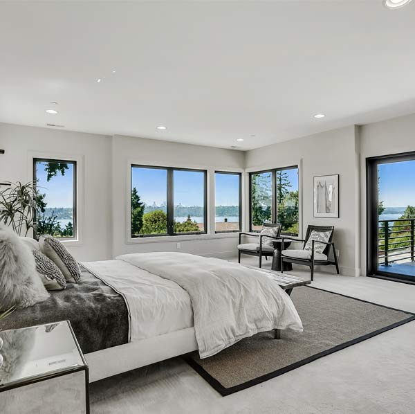 View for Days from Master Bedroom image